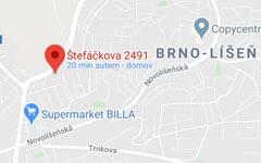 soukromá školka Kulihrášci na mapě